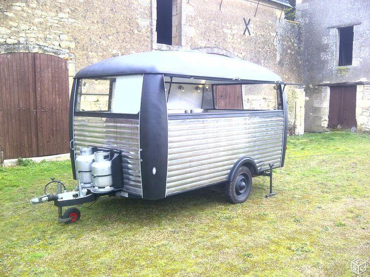 36 best food truck caravane images on pinterest caravan catering trailer and food trailer. Black Bedroom Furniture Sets. Home Design Ideas