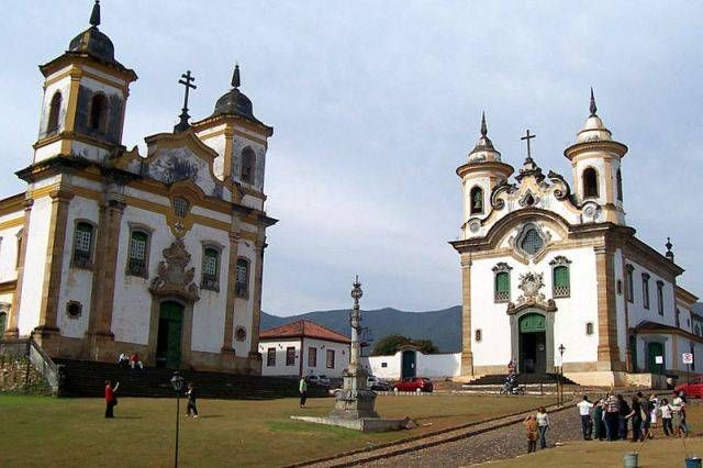 Ouro Preto, Minas Gerais. Brasil.