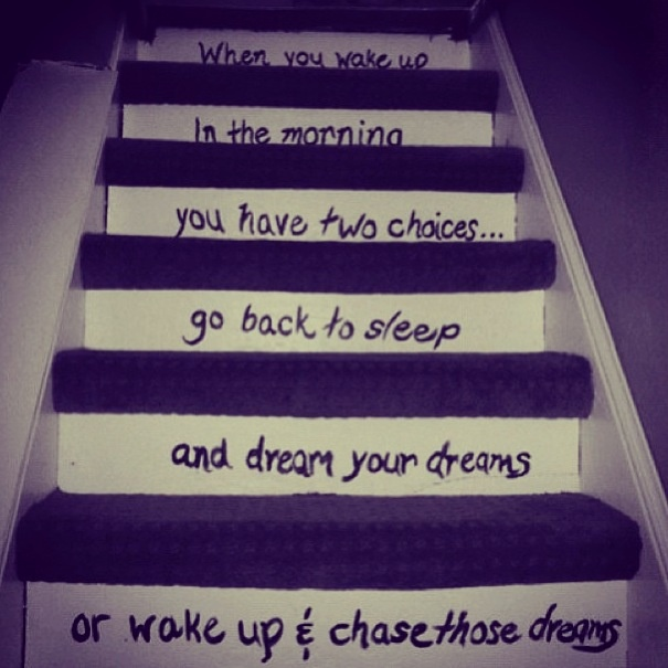 Chase Your Dreams Quotes