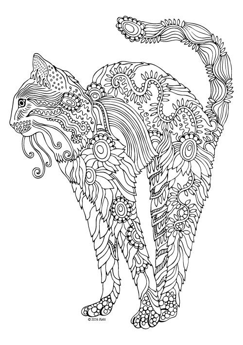 1068 best Colouring Pages ✎ ✐✏ images on Pinterest | Adult ...