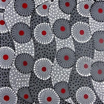 Australian Aboriginal Art Dot Paintings-look at as a source of inspiration/ideas for techniques to use.