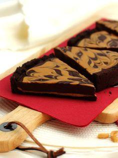 Erdnussbutter-Schoko-Tarte: 53 Schokoladenkuchen für absolute Chocoholics