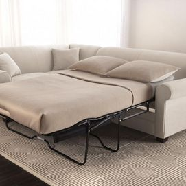 2-Piece 'Clearwater' Sofa Bed Sectional - Sears
