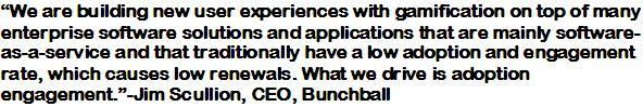 Enterprise gamification has arrived! And in CRM Magazine, Bunchball CEO Jim Scullion tells you just why.
