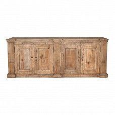 Rustic kitchen or dining room sideboard - Trade Secret