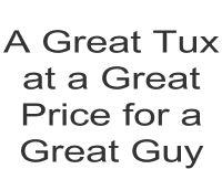 Tuxedo Rental Prices