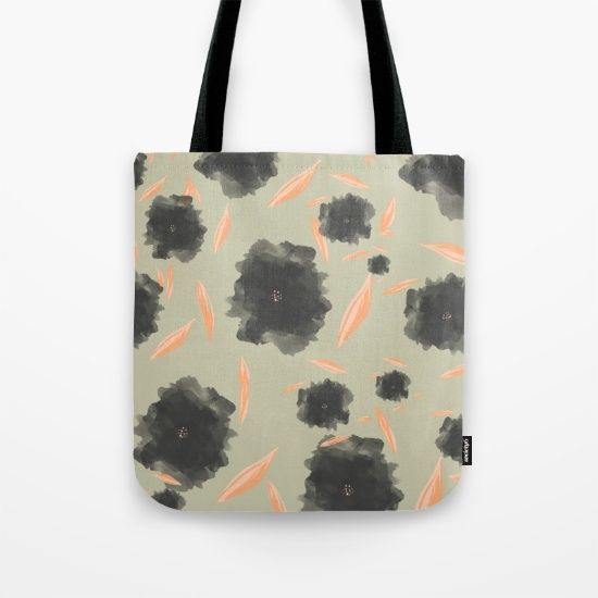 Imaginary Flowers I Tote Bag