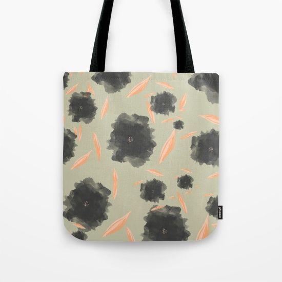 Imaginary Flowers I Tote Bag
