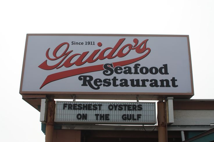 Gaido's Galveston, Texas