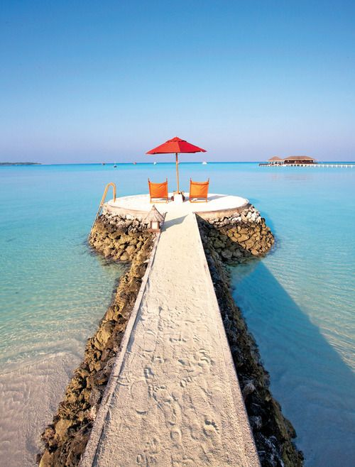 The Best Hotels in the World | Taj Exotica Resort and Spa, Maldives