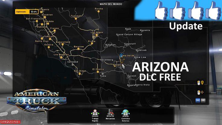 American Truck Simulator - Update 1.3.1.No se ke #ATS