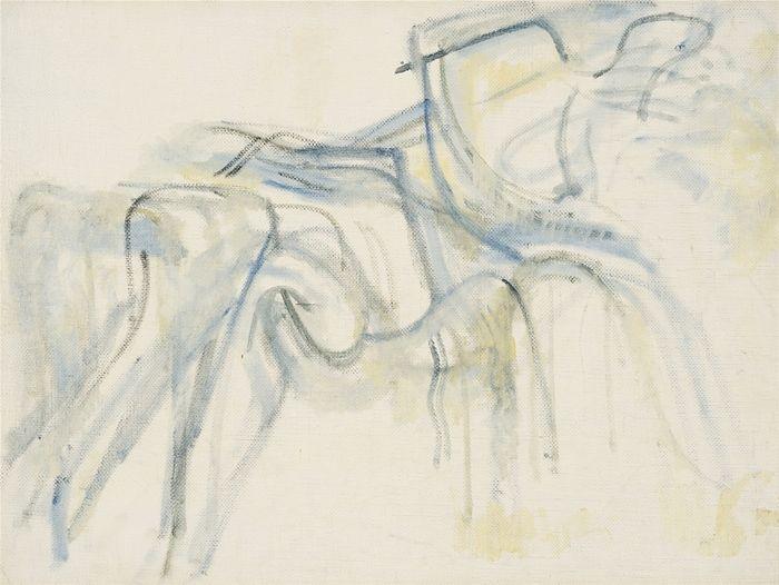 artwork Reclining Figure by Godfrey Miller