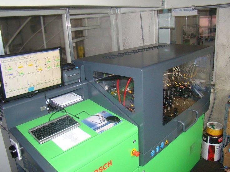 In lume Bosch este lider in domeniul sistemelor de injectie Diesel. In Cluj Bosch Diesel Service este reprezentata de liderul in domeniu si anume ATS Integral .