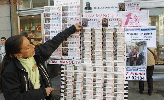 Ya está a la venta la Lotería de Navidad, con 70 millones de euros más en premios