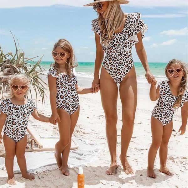 Mommy /& Mini Lace Swimsuit