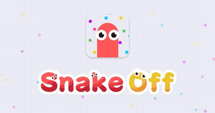 You sho uld play this super addicting game! Snake Off! Ha ha!