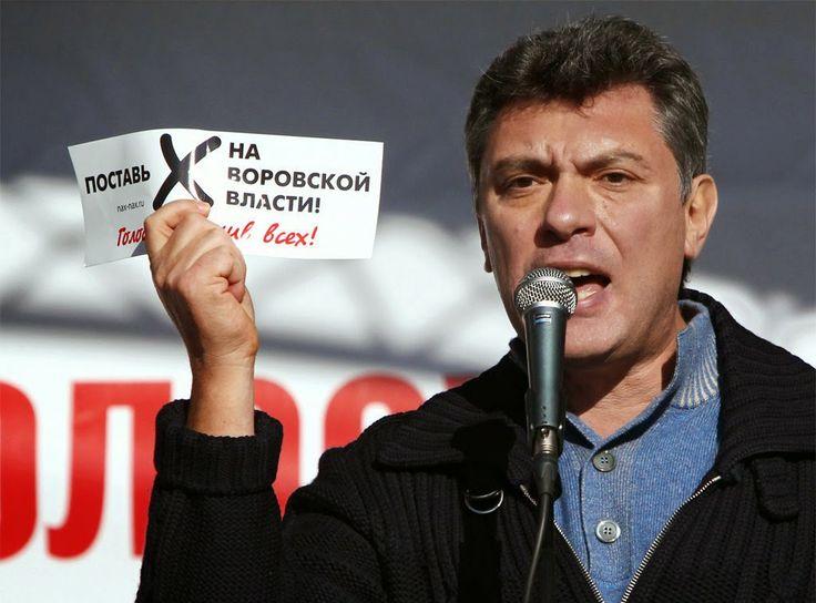 Борис Немцов: ПУТИН ОБРЕЧЕН - Голос України