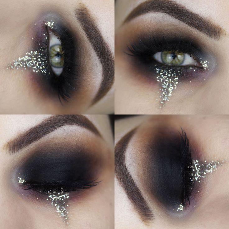 Halloween Makeup Tutorial Gypsy https://www.youtube.com/watch?v=oMrR2AkYWqc