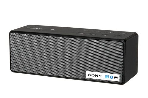 Enceinte bluetooth / sans fil Sony SRS-X3B Noir