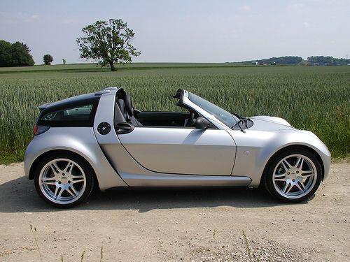 Smart roadster coupe - Smart Roadster - Wikipedia, the free encyclopedia