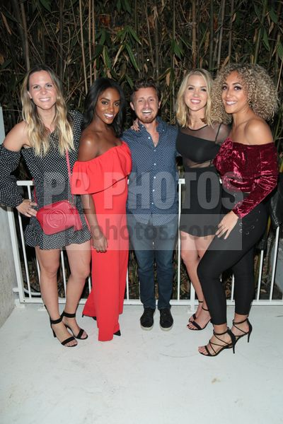 """""""Survivor"""" Pre-Season 35 Wrap Party at the Standard in West Hollywood on December 19 2017"""