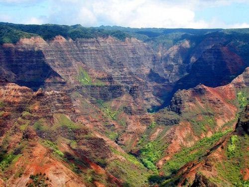 Waimea Canyon, Látnivalók, Hawaii-szigetek | Világnéző