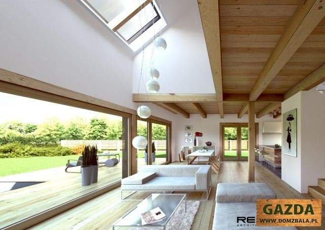 Domy z bali, drewna GAZDA