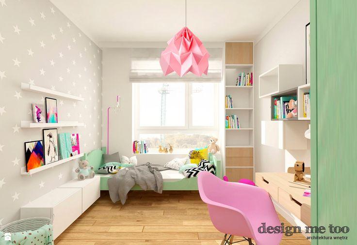 Pokój dziecka styl Skandynawski - zdjęcie od design me too - Pokój dziecka - Styl Skandynawski - design me too