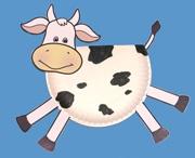 joseph Healthy Cow Bible Craft for Sunday School