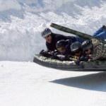 Mattress, meet mountain: Mattress Races at Shawnee Peak...