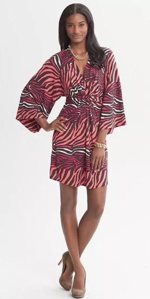 Banana Republic Issa London Collection Zip Front Dress Sz 0 | eBay