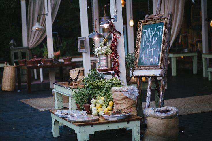 #Wedding #Photography #Market #Design #Food #Buffet, photographer: @noamagger,