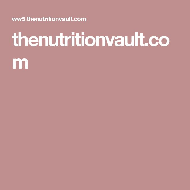 thenutritionvault.com