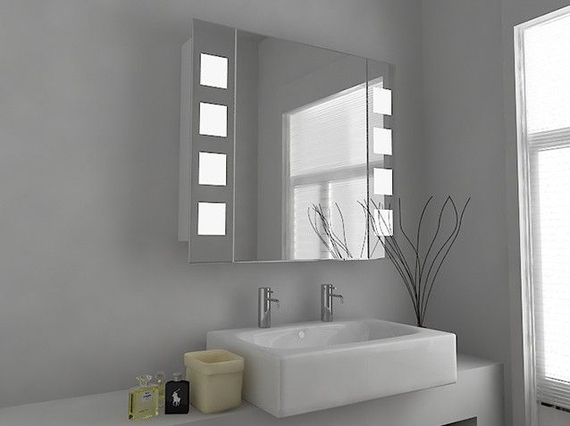 Paris Demister Fluorescent Illuminated Mirror Cabinet with Sensor  Demister  pad and Shaver Socket Size. 17 Best images about Demister Cabinets on Pinterest   Mirror