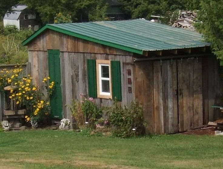 Ideas For Garden Sheds garden shed Find This Pin And More On Garden Shed Ideas