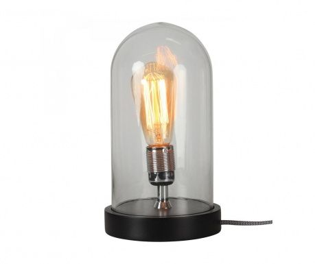 Functioneaza cu 1 bec cu soclu de tip E27, maximum 40W, neinclus.Lungime cablu: 180 cm.Este prevazuta cu intrerupator pe cablu.
