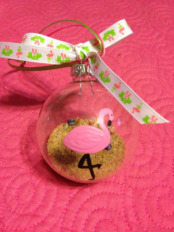 22 best ideas about pink flamingo christmas ornaments on pinterest
