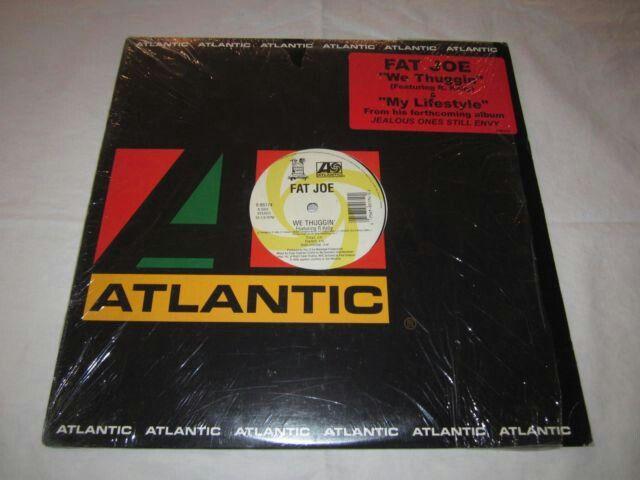"FAT JOE & R. KELLY - WE THUGGIN- USED 12"" VINYL SINGLE  http://www.ebay.com/itm/FAT-JOE-R-KELLY-WE-THUGGIN-USED-12-VINY#sleevesL-SINGLE-2001-ATLANTIC-0-85174-/192129155337  #fatjoe #rkelly #vinyloftheday #vinyldays #vinyljunkie #vinylcommunity #recordcollector #turntable"