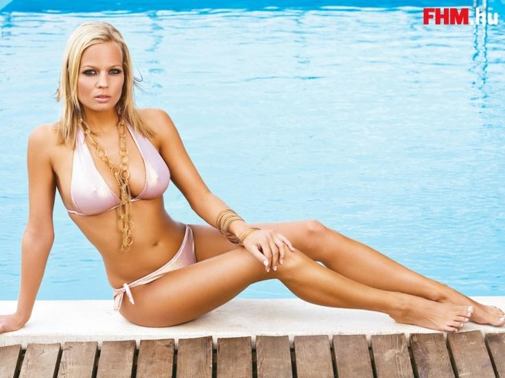 Villányi Andrea (Fresh Andi) | HUNgarian celeb beauties ...