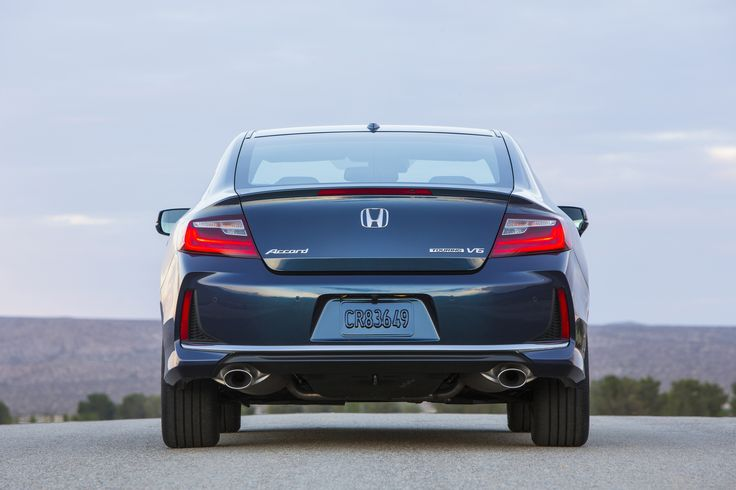 Drive confidently knowing that all 2017 Honda Accord Coupe models come with Advanced Compatibility Engineering™ (ACE™) Body Structure