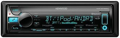 Car CD Changers: New Kenwood Bn-Kdcbt-565U Single Din Cd Receiver Mp3 Am/Fm Bluetooth -> BUY IT NOW ONLY: $118.7 on eBay!