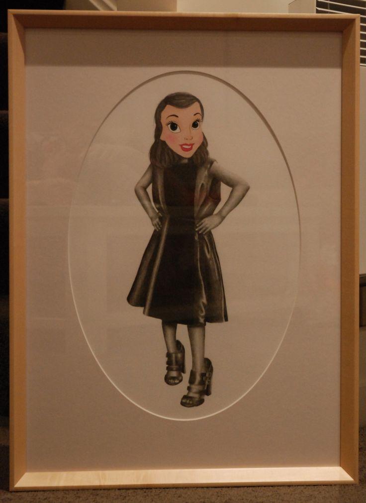 2013 - Princess Belle, Age Eight