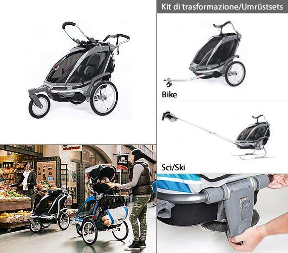 Carrozzina multifunzionale Thule Chariot Chinook 1 http://www.altoadige-shopping.it/info.php?cat=23&scat=270&prd=3491&id=10289