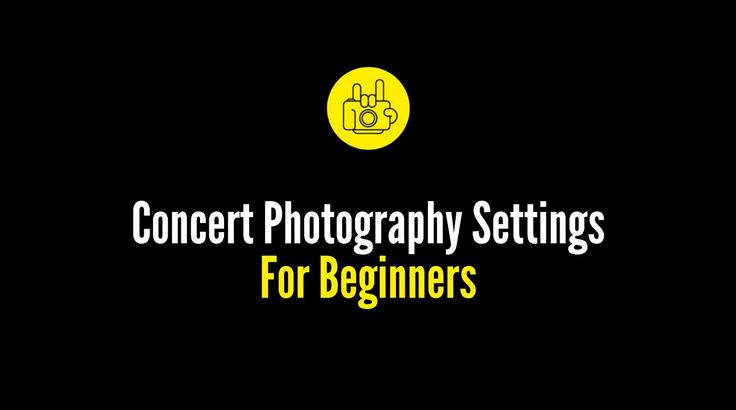 The correct concert photography settings are key to getting great photos in small and murky concert venues. Unfortunately, the automatic mode on your camera simply won't do the trick and for a lot of concert photography beginners the journey already end at this early stage.In this article I'll sha