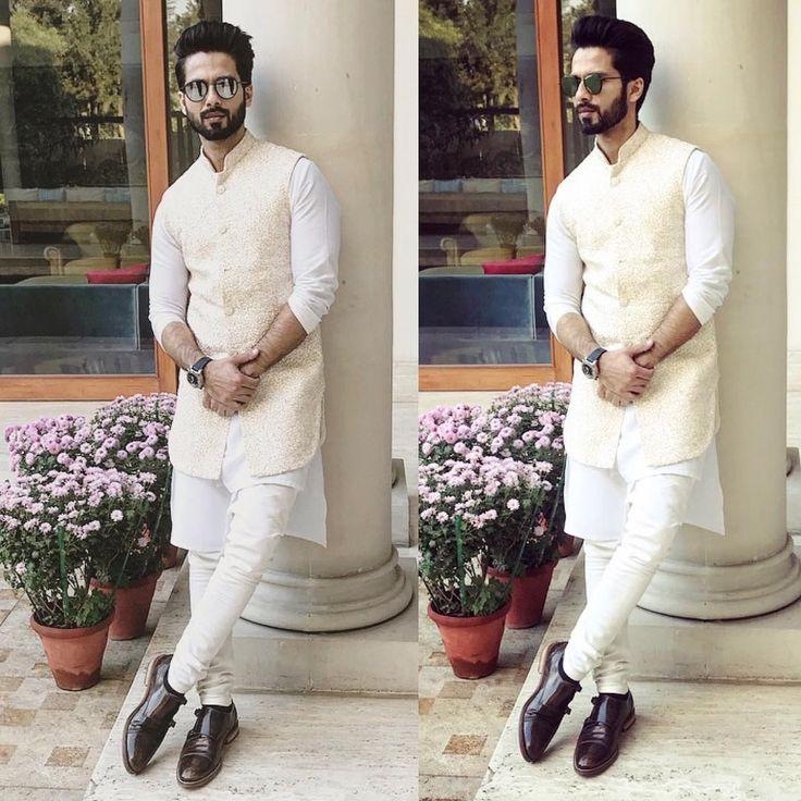 Shahid Kapoor in kurta||Mens kurta