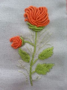 bullion stitch embroidery from roses to wildflowers - Pesquisa Google
