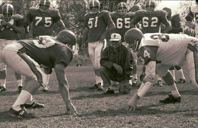 1967-1971 Lou Saban Denver Broncos Head Coach