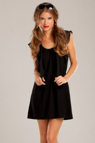 Betsey Johnson Love Notes Short DressDreams Style, Women Fashion, Sexy Dresses, Black Dresses, Love Note, Shorts Dresses, Note Shorts, Betsey Johnson, Fashion Fun