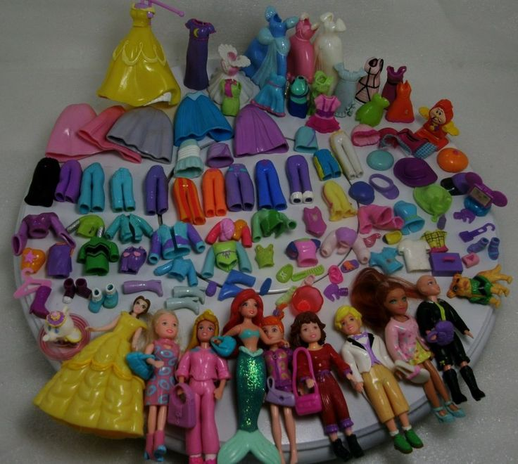 S Pollypocket For Shoes