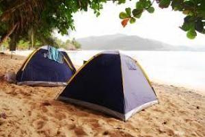 Cómo acampar en la playa